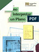 Como Interpretar un Plano  -  Monografias CEAC de la construcción revisado
