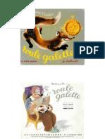 Père Castor Roule Galette 1988 (Réédition)