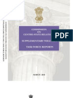 Supplementary Vol I - Task Force Reports