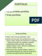 Portfolio Opis