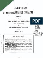 Colombo-1896-Il Testamento Di Maestro Syon