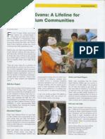 Sister Joan Evans - A Lifeline for Bangkok's Slum Communities