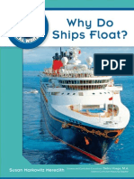 Why Do Ships Float