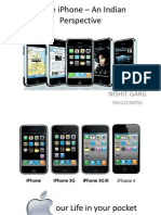 Apple iPhone – An Indian Perspective PPT