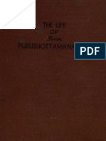 The Life of Swami-Purushottamananda