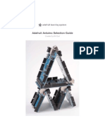 Adafruit Arduino Selection Guide