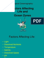 2.04 - Ocean Zones & Factors of Life