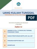 Uang Kuliah Tunggal Final