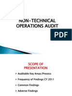 Guidelines on Pre Audit
