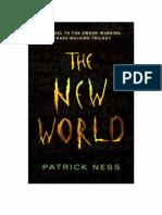 Patrick Ness the New World