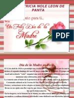 DIA DE LA MADRE (PATTY)