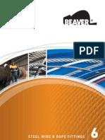 Beaver Tech Manual Steel Wire Rope S6 Web Single