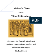 Plainchant for Children-1