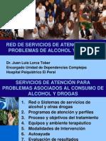 Juan Luis Tobar_Red de Servicios de Atencion Para Problemas de Alcohol y Drogas