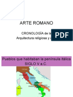 Presentación completa - Cronología romana