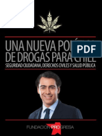 Fundacion Progresa_Una Nueva Politica de Drogas Para Chile; Seguridad Ciudadana, Derechos Civiles y Salud Publica