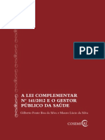 Lei Complementar 141_2012