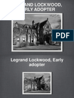 Lockwood Mansion Talk