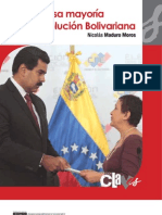 Web La Poderosa Mayoria de La Revolucion 8-5-13 Sg