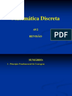 Revisão AV2