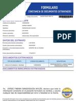 Perdida de Documento