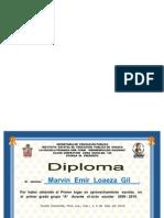 58164069 Diplomas Fin de Curso