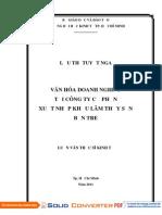 Van Hoa Doanh Nghiep Tai Cong Ty Co Phan Xuat Nhap Khau Lam Thuy San Ben Tre 3075