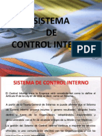 Sistema Control Interno