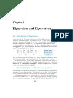 eigen values eigen vectors