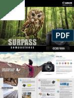 Eos 100d Brochure Web
