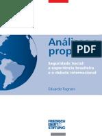Eduardo Fagnani - Seguridade Social -- A Experiencia Brasileira e o Debate Internacional