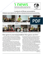 Green Decade GreenNEWS Jul-Aug 2013