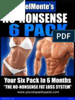No Nonsence Six Pack