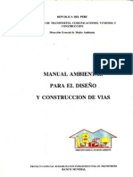 Manual Ambiental Mtcvc Dgma Bm Tcc
