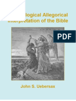 Uebersax - Psychological Allegorical Interpretation