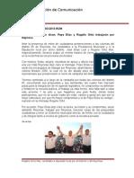 28-06-2013 Boletín 039 Los ciudadanos lo dicen, Pepe Elías y Rogelio Ortiz trabajarán por Reynosa
