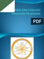 Materi Tot Ba-evaluasi Program Pelatihan