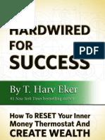HardwiredBooklet by T Harv Eker