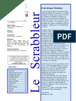Scrabbleur 401 Juin 2013