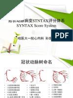 Syntxa Score