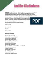 Informe C.D