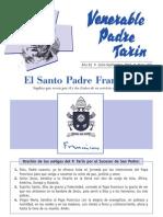 Padre Tarín - boletín 469 - Julio a Septiembre 2013