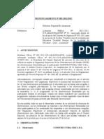 052-2011-DSU - GOREG AMAZONAS - Infraestructura Educativa (LP 11-2011. DU 054)