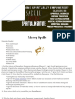 Money Spell - Saduluhouse.com