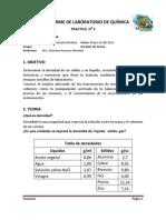 PRACTICA 1 DE LABORATORIO DE QUÍMICA