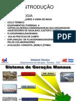CURSO DE CENTRAIS TERMOELÉTRICAS
