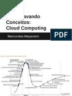 Apresentação Cloud Computing para Sistemas de Informação