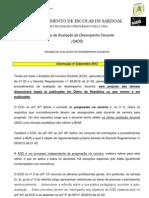 Informacao SADD 2.Dezembro-2012