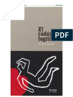 Queen Ellery - El Cadaver Fugitivo (1941)