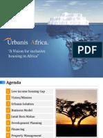 Urbanis Corporate Presentation